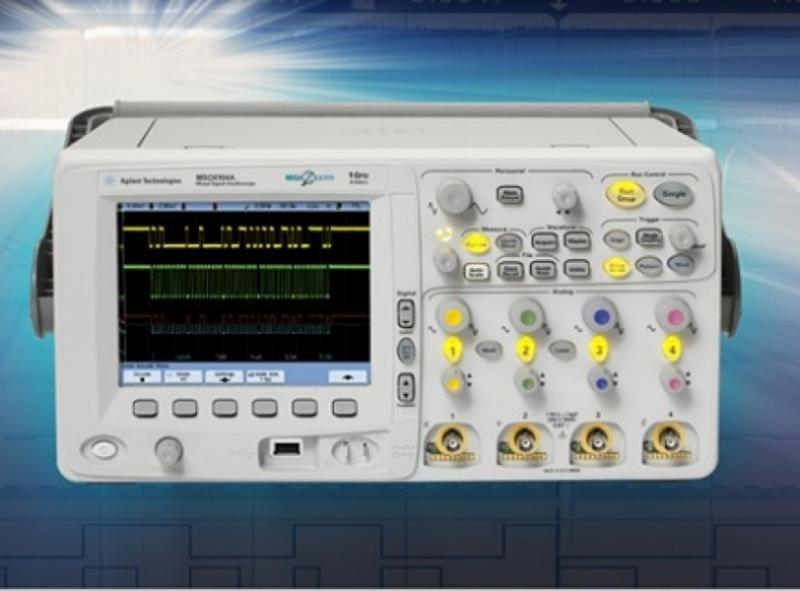 InfiniiVision 6000 Serisi - Yeni ürün InfiniiVision 3000T X-Serisi