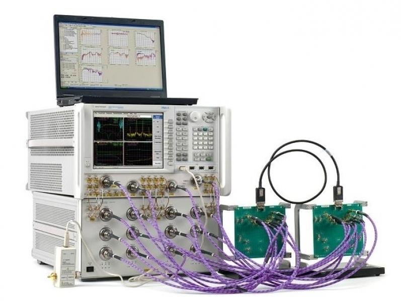 N1930B Fiziksel Katman Test Sistemi (PLTS) 2013 Yazılımı