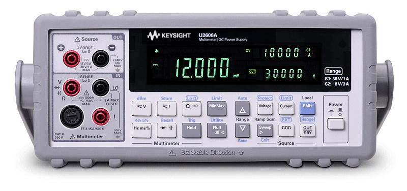 U3606A Multimetre DC Güç Kaynağı