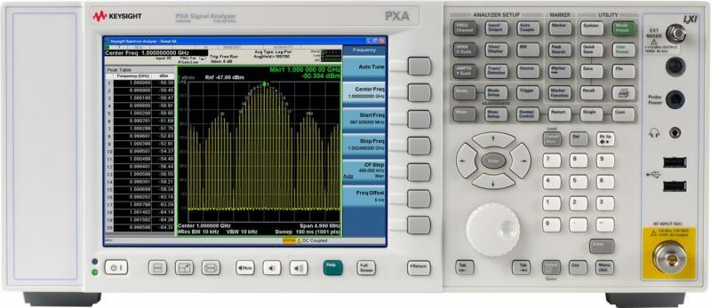 N9030A PXA Sinyal Analizör