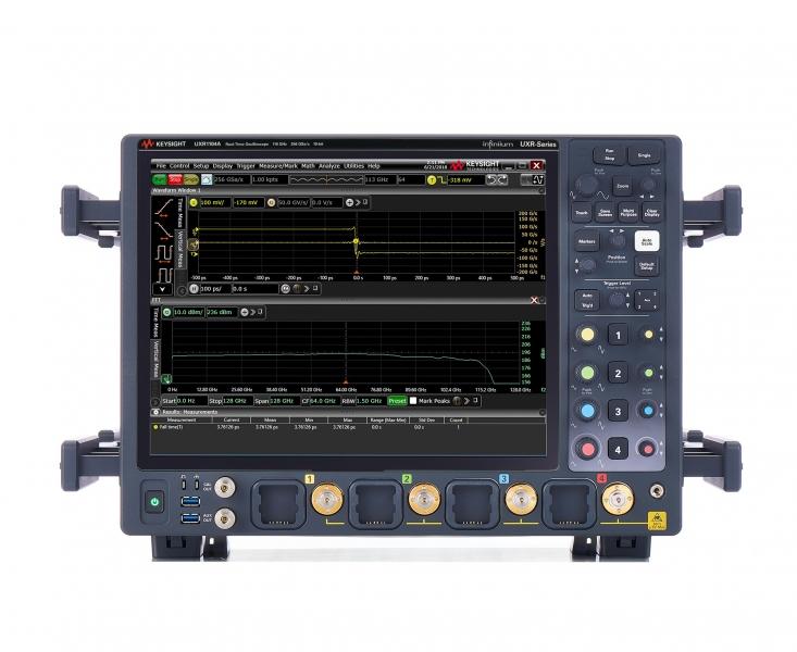 UXR1104A Infiniium Osiloskop: 110 GHz, 4 Kanal