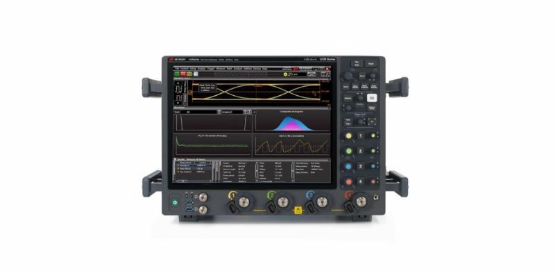 UXR0204A Infiniium Osiloskop: 20 GHz, 4 Kanal