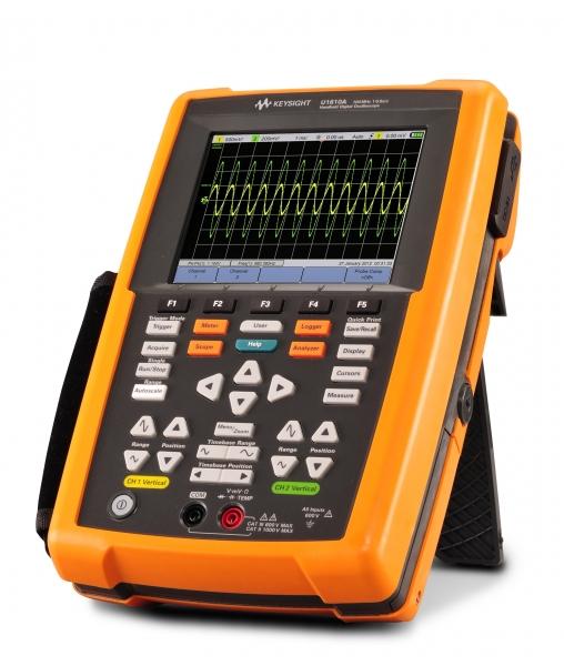 U1600 Serisi El Tipi Osiloskoplar 100 MHz - 200 MHz
