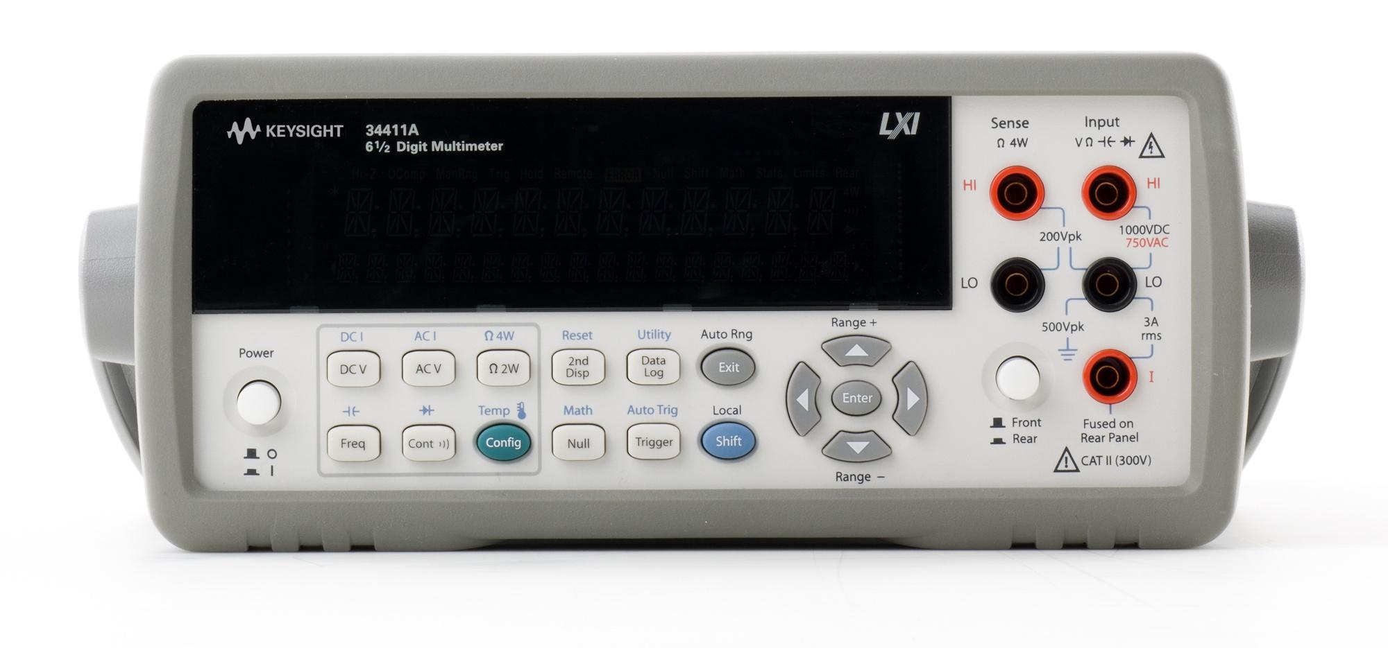 34411A Dijital Multimetre, 6½ Dijit Gelişmiş Performans