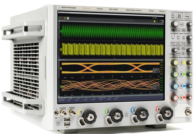 DSAZ204A Infiniium Osiloskop: 20 GHz