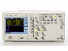 DSO1012A Osiloskop, 100 MHz, 2 Kanal