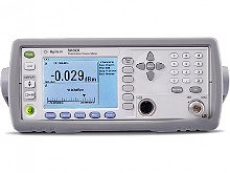 N432A Termistor Güç Metre
