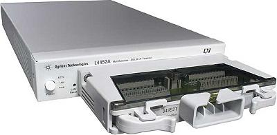 L4452A Çok Fonksiyonlu 32-bit DIO, 2-kanal D/A ve Totalizör ile