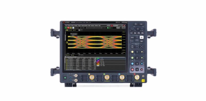 UXR0594AP Infiniium Osiloskop: 59 GHz, 4 Kanal, 1mm Giriş