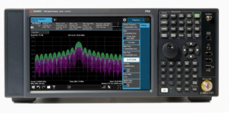 N9030B PXA Sinyal Analizör, 3 Hz - 50 GHz