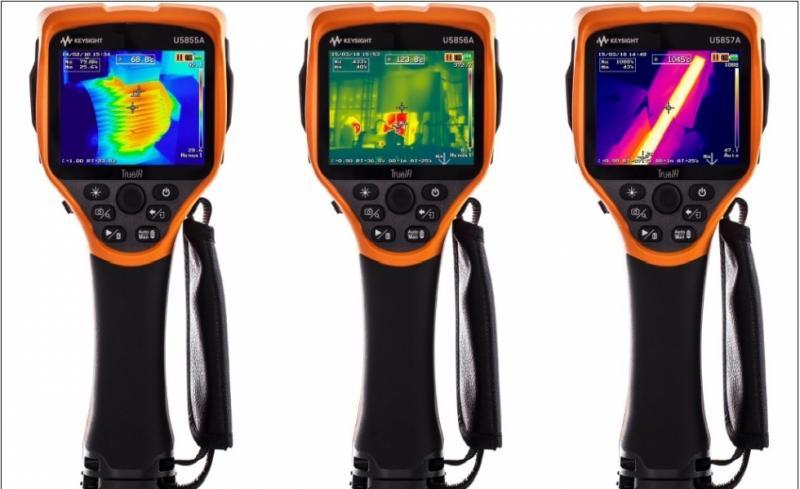 U5850 Serisi Termal Kameralar