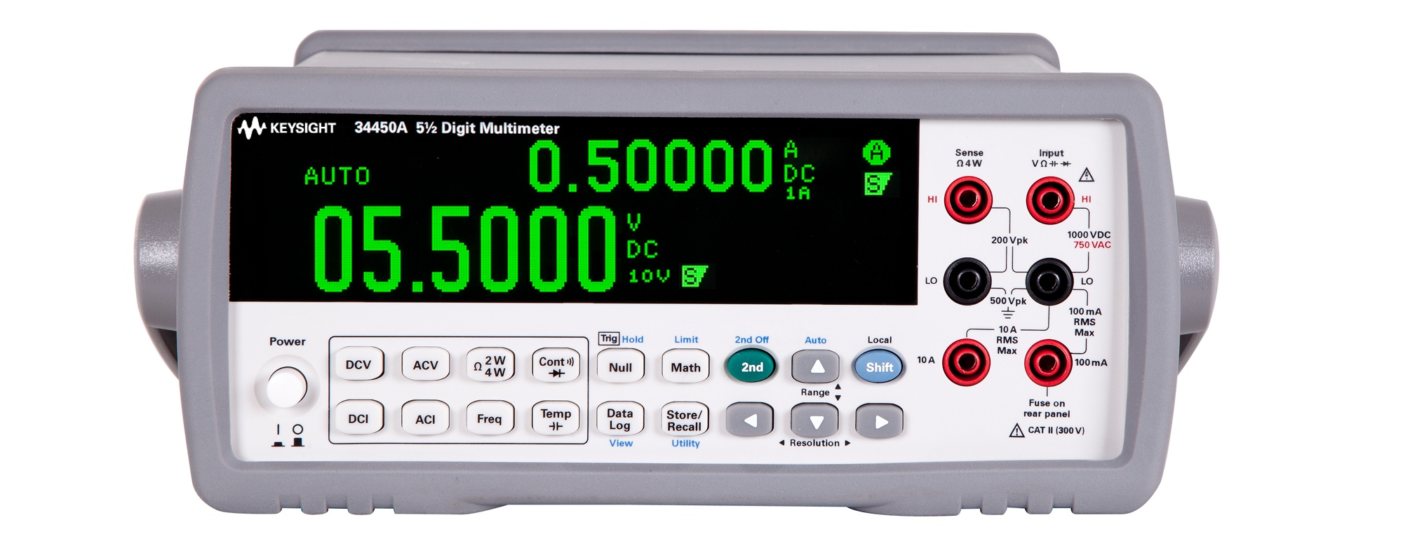 34450A Dijital Multimetre, 5 ½ Dijit