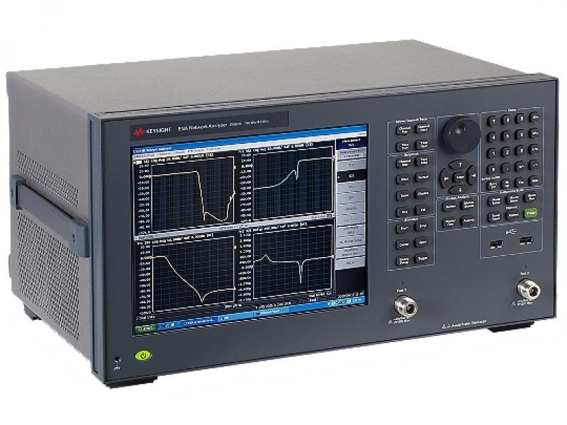 ENA Serisi Network Analizörleri, 5 Hz - 20 GHz