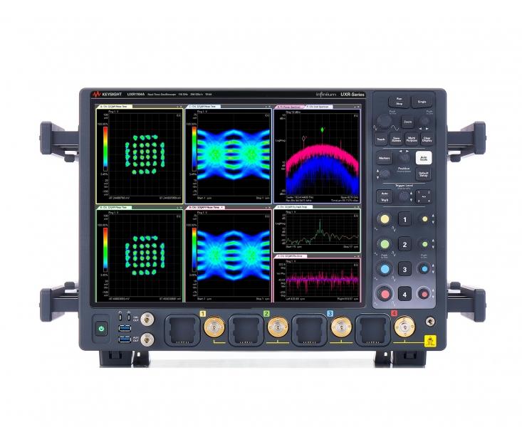 Infiniium UXR Serisi Osiloskoplar 13 GHz - 110 GHz