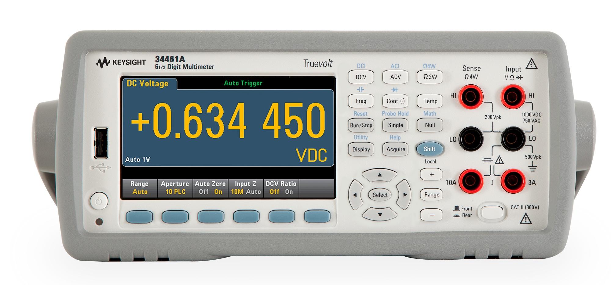 34461A Dijital Multimetre, 6½ Dijit