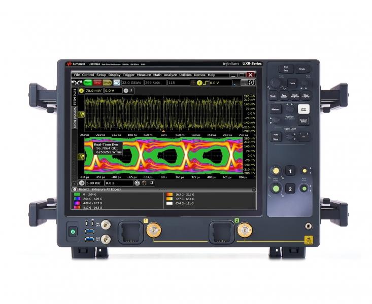 UXR1102A Infiniium Osiloskop: 110 GHz, 2 Kanal