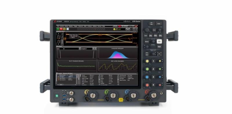 UXR0134A Infiniium  Osiloskop: 13 GHz, 4 Kanal