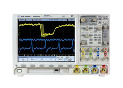 MSO7054B Karışık Sinyal Osiloskop: 500 MHz, 4 analog artı 16 Dijital kanal