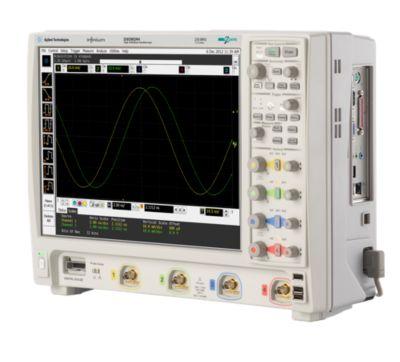 DSO9024H HD Osiloskop: 250 MHz, 4 Kanal