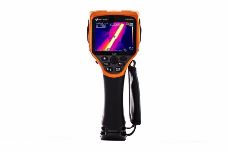 U5857A TrueIR Termal Kamera, 1200 °C