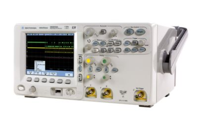 MSO6102A Karışık Sinyal Osiloskop: 1 Ghz, 2 Analog ve 16 Dijital Kanal
