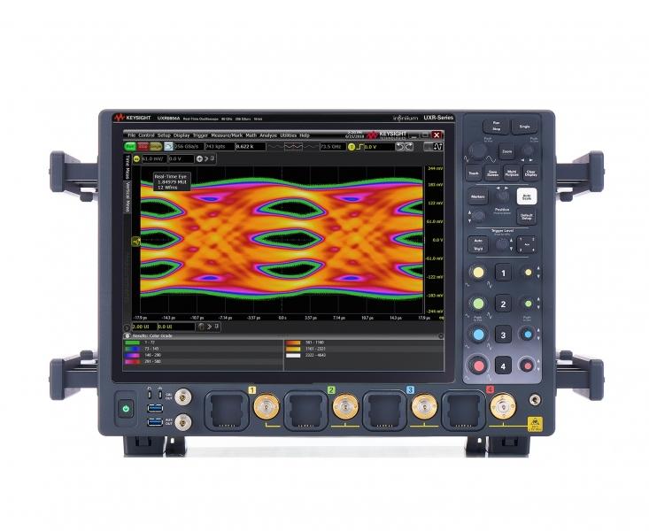 UXR0804A Infiniium Osiloskop: 80 GHz, 4 Kanal