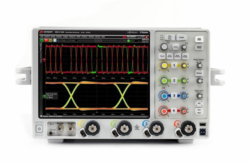 Infiniium V Serisi Osiloskoplar 8 GHz - 33 GHz