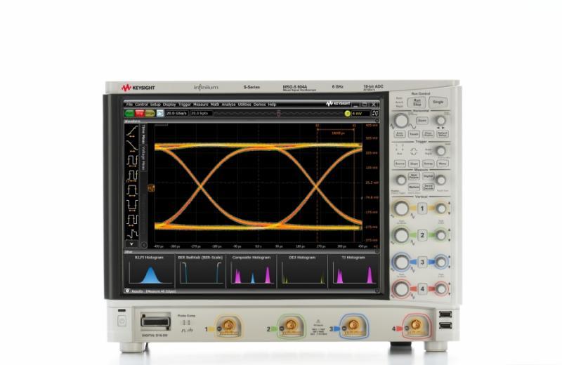 Infiniium S-Serisi  500 MHz - 8 GHz