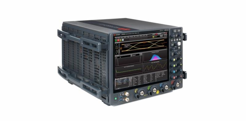 UXR0334A Infiniium Osiloskop: 33 GHz, 4 Kanal