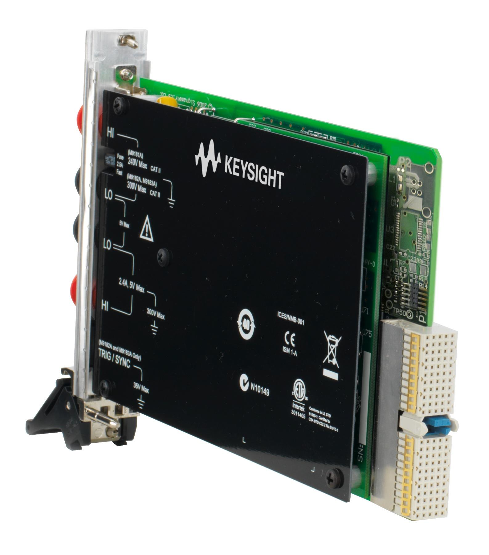M9181A PXI Dijital Multimetre, 6½ Dijit, Temel Özellikler