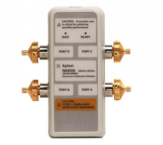 VNA tabanlı PLTS için Önerilen Elektronik Kalibrasyon (ECal) modülleri
