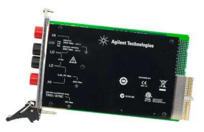 M9181A PXI Dijital Multimetre, 6½ Dijit,temel özellikler
