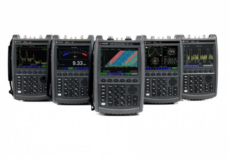 FieldFox El Tipi RF ve Mikrodalga Analizörler