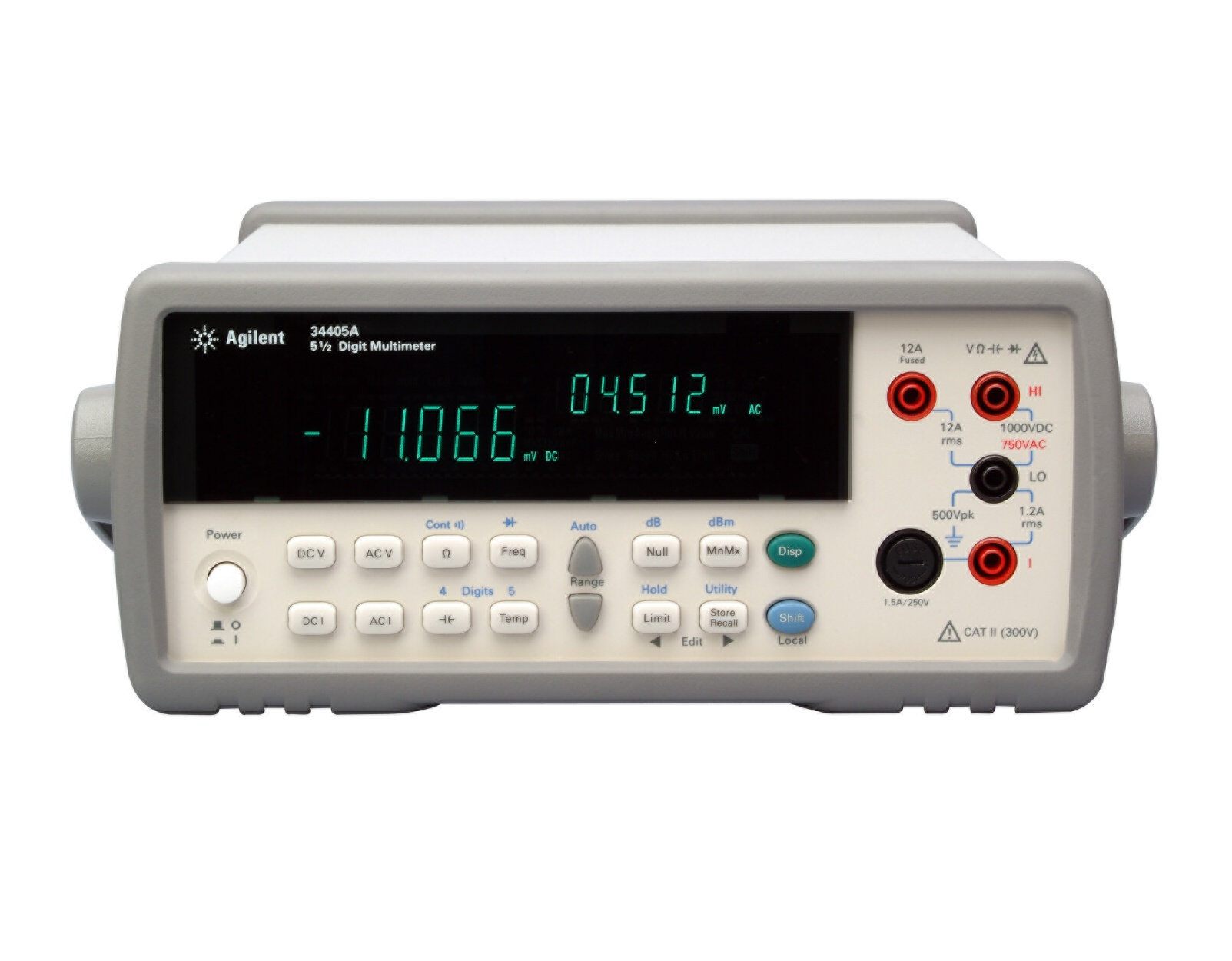 34405A Dijital Multimetre, 5½ Dijit