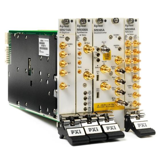 M9393A PXIe Performans Vektör Sinyal Analizörü: 9 kHz - 27 GHz