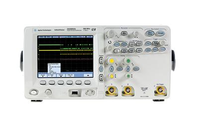 DSO6052A Osiloskop: 500 MHz, 2 kanal