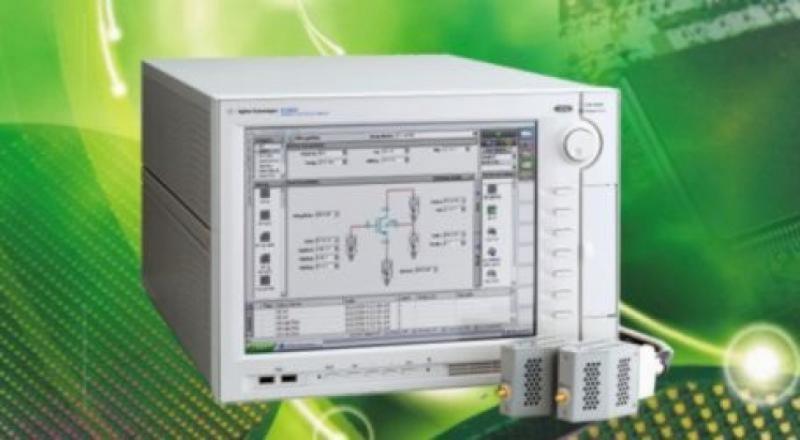 B1500A Yarı İletken Cihaz Analizörü