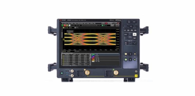 UXR0592AP Infiniium Osiloskop: 59 GHz, 2 Kanal, 1mm Giriş