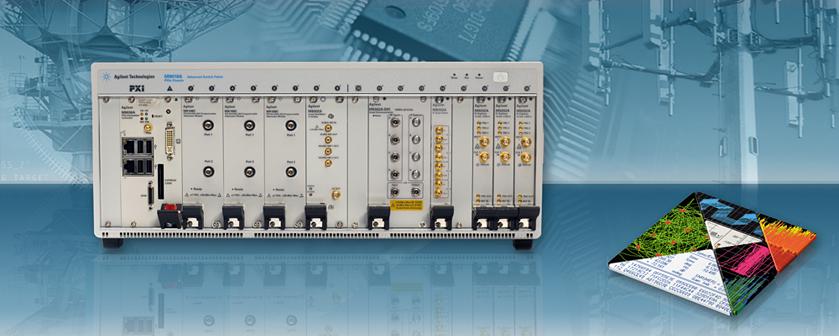 Geniş Bant MIMO PXI Vektör Sinyal Analizörü