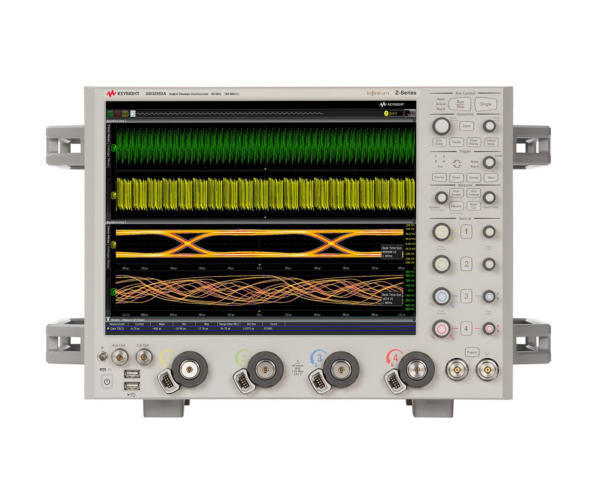 DSOZ592A Infiniium Osiloskop: 59 GHz