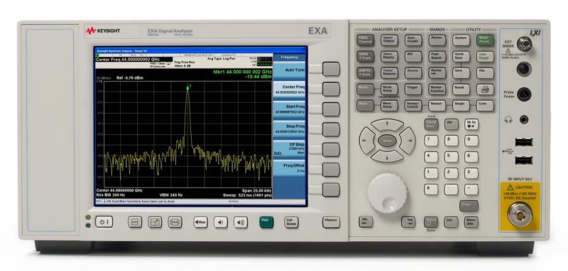 N9010A EXA Sinyal Analizör