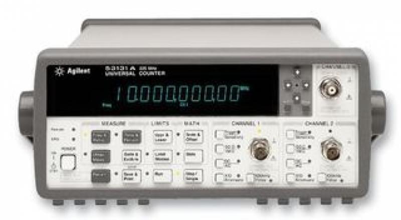 53181A RF Frekans Sayacı, 10 dijit/sn
