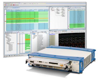 U4421A Protokol Analizörü ve Exerciser veya MIPI D-PHY Arayüzleri