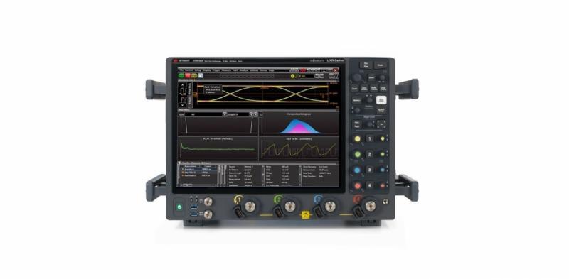 UXR0164A Infiniium Osiloskop: 16 GHz, 4 Kanal