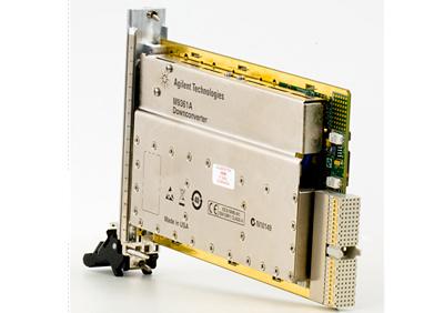 M9361A PXI Frekans düşürücü: 2.75 GHz - 26.5 GHz