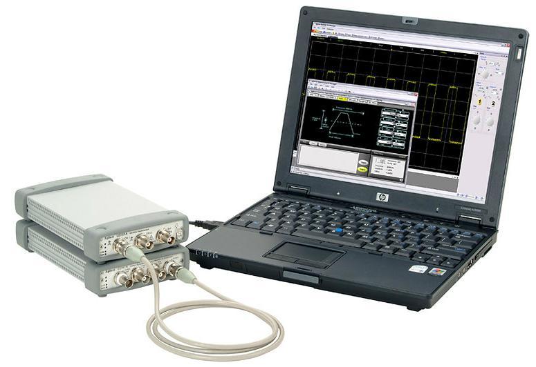 U2701A USB Modüler Osiloskop, 100 MHz
