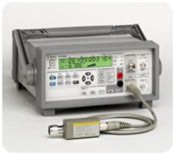 53147A Mikrodalga Sayaç/Güç Metre/DVM, 20 GHz