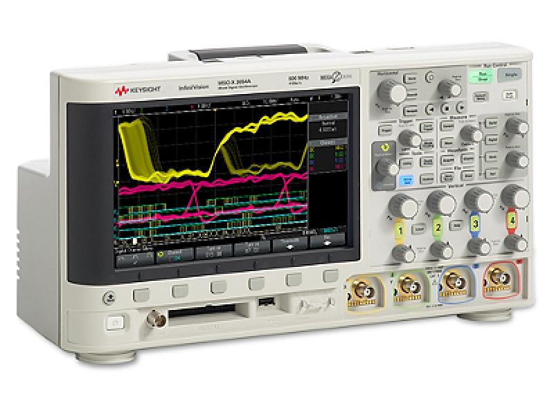 InfiniiVision 3000A X-Serisi 100 MHz - 1 GHz