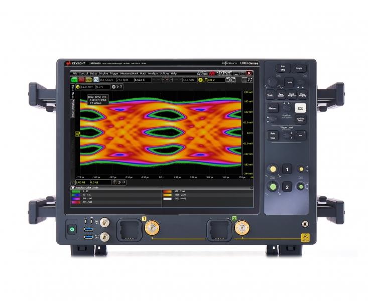 UXR0802A Infiniium Osiloskop: 80 GHz, 2 Kanal