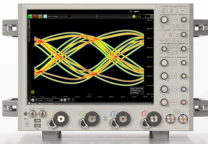 Infiniium Z Serisi 20 GHz - 63 GHz
